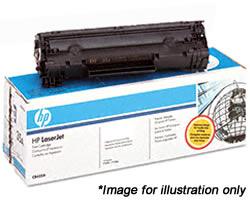 HP LASERJET P1505 BLACK TONER (#CB436A)