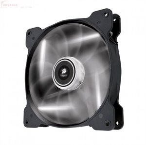 Corsair AF140 (CO-9050017-WLED) - 140mm Quiet Edition WHITE LED Cooling Fan