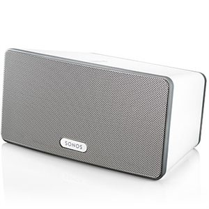 Sonos Play:3 Wireless Hi Fi Player - White