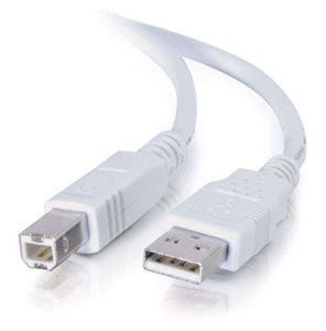 2M TCI USB 2.0 Printer Cable A-B - 10 Pack