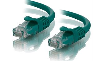 Alogic 1m CAT6 Network Cable - Green