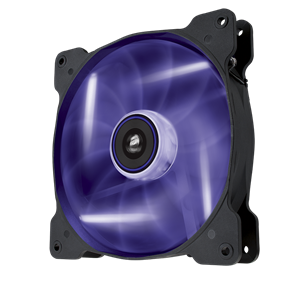 Corsair Air Series Air Flow 140mm Quite Edition Case Fan - PURPLE