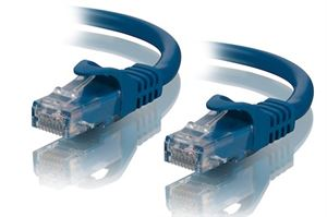 Alogic 50m Cat6 Network Cable - Blue