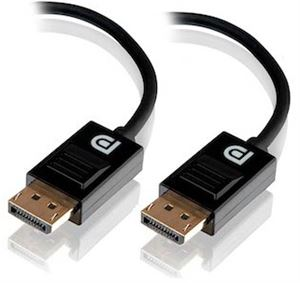 Alogic 5 Meter Display Port Cable - Male to Male
