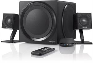 Creative T4 Wireless 2.1 Speaker System With NFC