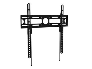 """VisionMounts Economy Fixed Wall Mount Bracket Supports 23"""" to 55"""" TV up to 35KG - VM-TV-SL21S"""