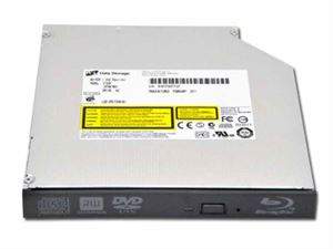 (LAPTOP USE) Hitachi Internal Notebook Blu Ray Combo Drive - 12.7mm