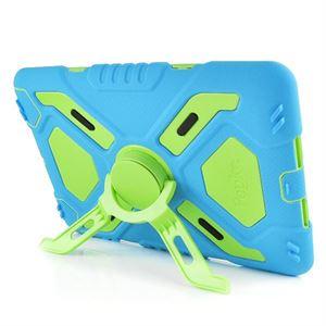 iPad Air Pepkoo Case - Blue/Green
