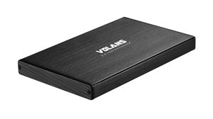 """Volans Aluminium 2.5"""" External USB 3.0 Hard Drive Enclosure - VL-UE25"""