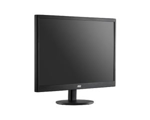 "AOC E2470SWH 23.6"" 1MS FHD Monitor with Speakers"