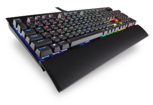 Corsair K70 Gaming RGB LUX Cherry MX Blue Mechanical Keyboard