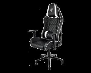 Thunderx3 TGC31-BW Gaming Chair -  Black & White