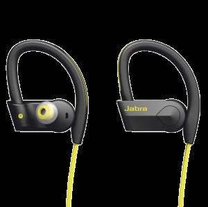 Jabra Sport Pace Bluetooth Earbuds - Yellow
