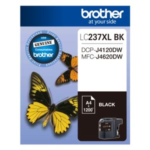 Brother LC-237XLBK Black