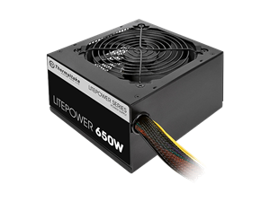 Thermaltake Litepower Gen 2 650W Power Supply