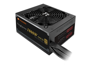 Thermaltake Toughpower 1000W Semi-Modular 80+ Gold