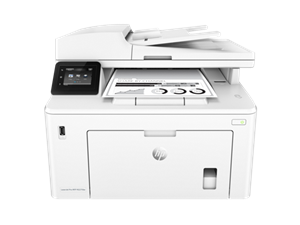 HP LaserJet Pro M227FDW Multifunction Monochrome Duplex Printer