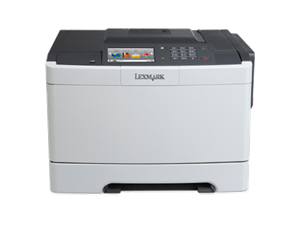 Lexmark CS510DE Duplex Colour Laser Printer