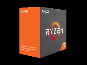 AMD Ryzen 7 1700X 8 Core AM4 CPU (No CPU Cooler) - YD170XBCAEWOF