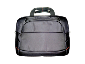 "STC Top Load Carry Case up to 15.4"" Notebook - Black Nylon"