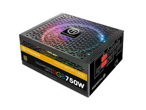 Thermaltake Toughpower DPS G 750W 80+ Gold RGB Modular Power Supply