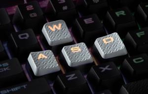 Corsair Gaming Performance FPS/MOBA Key Kit - Grey