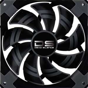 Aerocool DS Fan 120mm Black LED Fan