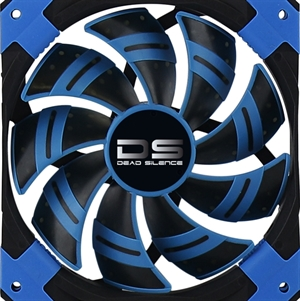 Aerocool DS Fan 140mm Blue LED Fan