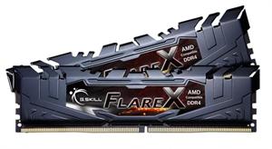 G.Skill Flare 16GB (2x8GB) DDR4 3200Mhz Gaming Desktop RAM