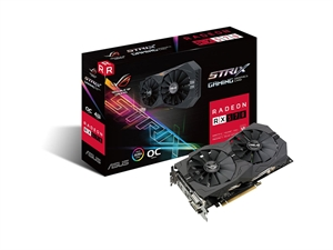 ASUS Radeon RX 570 Strix OC Edition 4GB Graphics Card