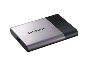 Samsung 250GB T3 Portable SSD USB 3.1 Type-C Update 450Mb/S 3Yrs