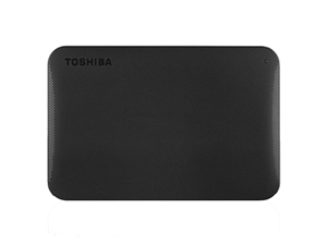 "Toshiba 2TB Canvio Ready Portable 2.5"" USB 3.0 External HDD - Black"