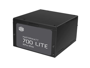Cooler Master MasterWatt Lite 700W 80+ White Power Supply