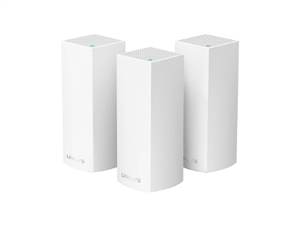 Linksys Velop AC2200 Whole Home Mesh Wi-Fi System - 3 Pack