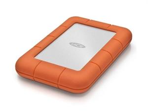 LaCie 4TB USB 3.0 Rugged Mini Portable Hard Drive