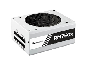 Corsair RM750x 750W White Series 80+ Gold Fully Modular Power Supply