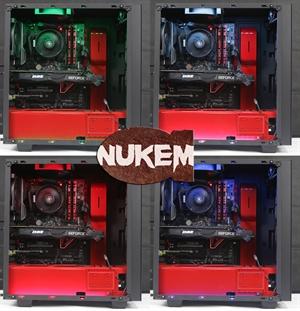 Centre Com 'Nukem' Gaming System