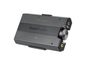 Creative Sound Blaster E5 USB DAC and Portable Headphone Amplifier
