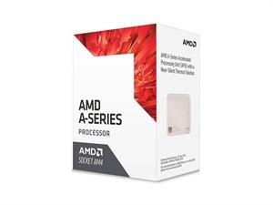 AMD A8-9600 Quad Core AM4 3.1GHz APU Processor - AD9600AGABBOX