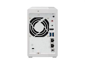 QNAP TS-251A-4G 2 Bay Diskless NAS