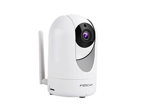 Foscam R2 2.0MP 1080P Wireless Indoor Pan and Tilt IP Camera - White