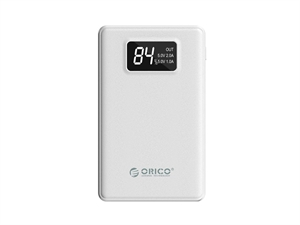 ORICO 8000mAh Scharge Polymer Power Bank (LE8000) - White