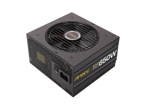 Antec EarthWatts EA650G PRO 650W 80+ Gold Gaming Power Supply