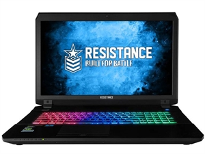 "Resistance VR Enforcer 17.3"" FHD Intel Core i7 Gaming Laptop"