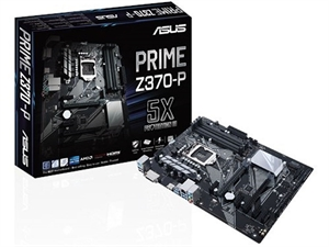ASUS Prime Z370 P Intel 8th Gen Motherboard