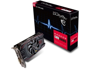 Sapphire PULSE Radeon RX 560 4GB Gaming Graphics Card