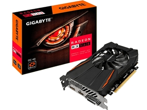 Gigabyte AMD Radeon RX560 OC 4GB GDDR5 Graphic Card
