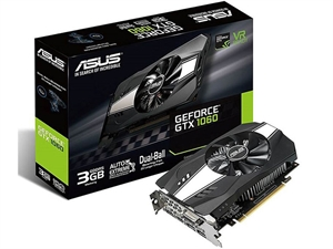 ASUS GeForce GTX 1060 Phoenix 3GB Graphics Card
