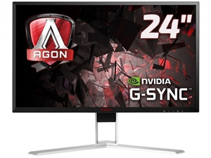 """AOC AGON AG241QG 23.8"""" QHD G-Sync 165Hz Gaming Monitor"""