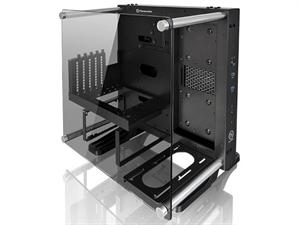 Thermaltake Core P1 Tempered Glass Mini ITX Wall Mount Case